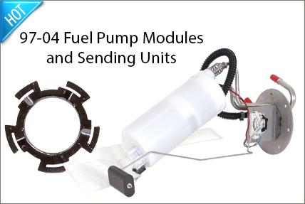 Fuel Pump Module & Sending Units