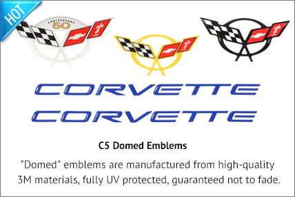 Domed Emblems