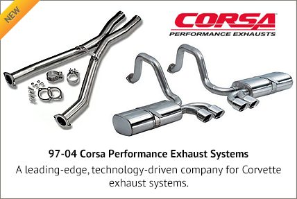 Corsa Performance Exhaust Systems