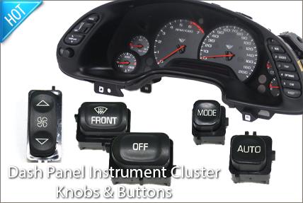 C5 Dash Panel & Instrument Cluster
