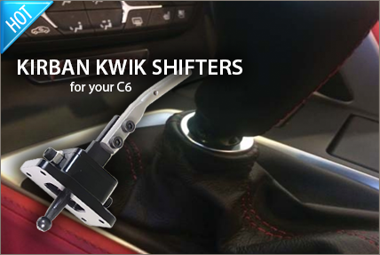 Kirban 6 and 7 Speed Kwik Shifters