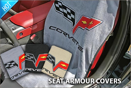 C6 Seat Armour Covers