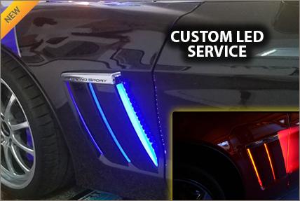 Custom LED Service