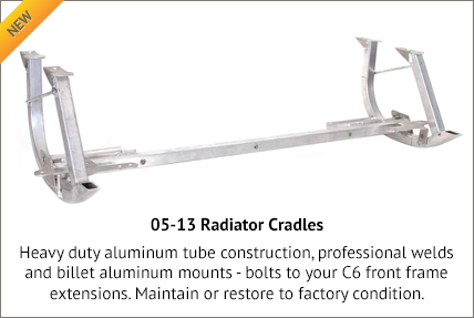 Radiator Cradles