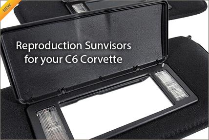 Reproduction Sunvisors