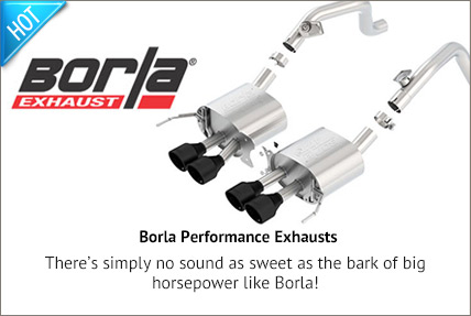 Borla Performance Exhaust