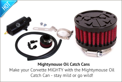 Mighty Mouse Oil Catch Cans
