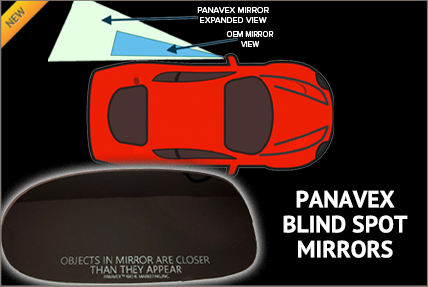 Panavex Blind Spot Mirrors