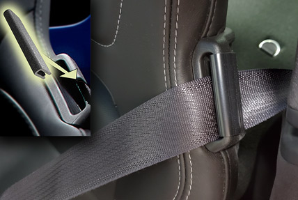 14-21 Seat Belt Guide Stay