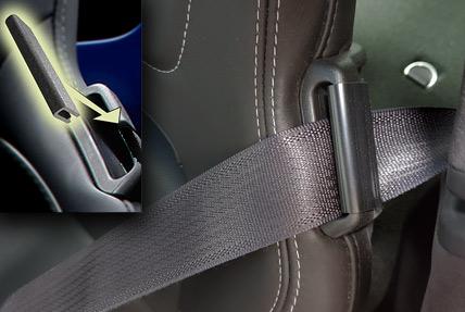14-21 Seat Belt Guide Stay