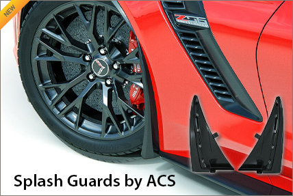 ACS Splash Guards for C7