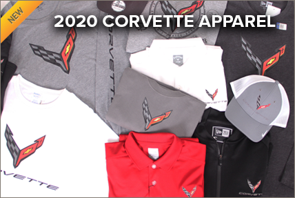 2020 Corvette Apparel
