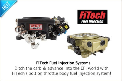 FiTech Fuel Injection System