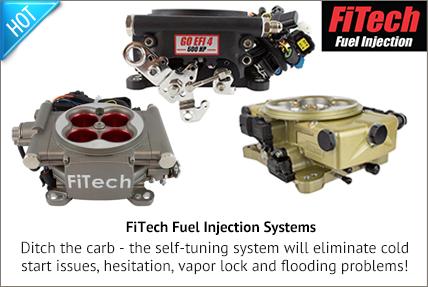 FiTech Fuel Injectors